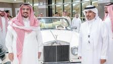بالصور.. قصص أشهر مالكي السيارات الكلاسيكية بالسعودية