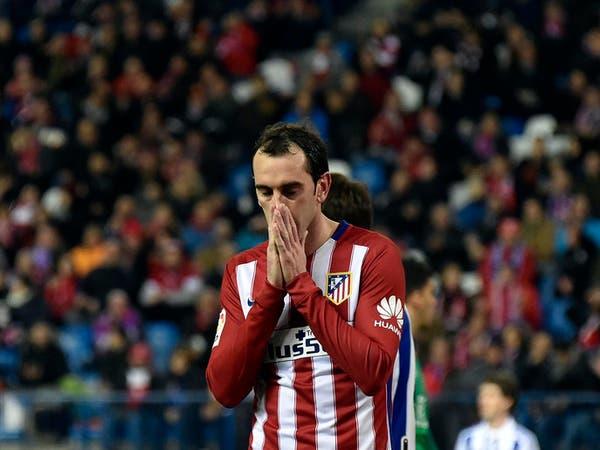 الاتحاد الإسباني يوقف غودين 3 مباريات