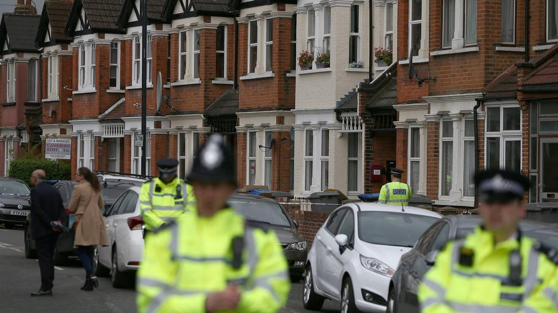 British counter-terrorism police said on Friday they had thwarted an active plot after a woman was shot during an armed raid on a house in north London in the second major security operation in the British capital in the space of a few hours. (Reuters)