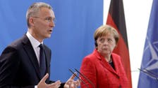 NATO chief sees quick decision on joining anti-ISIS coalition