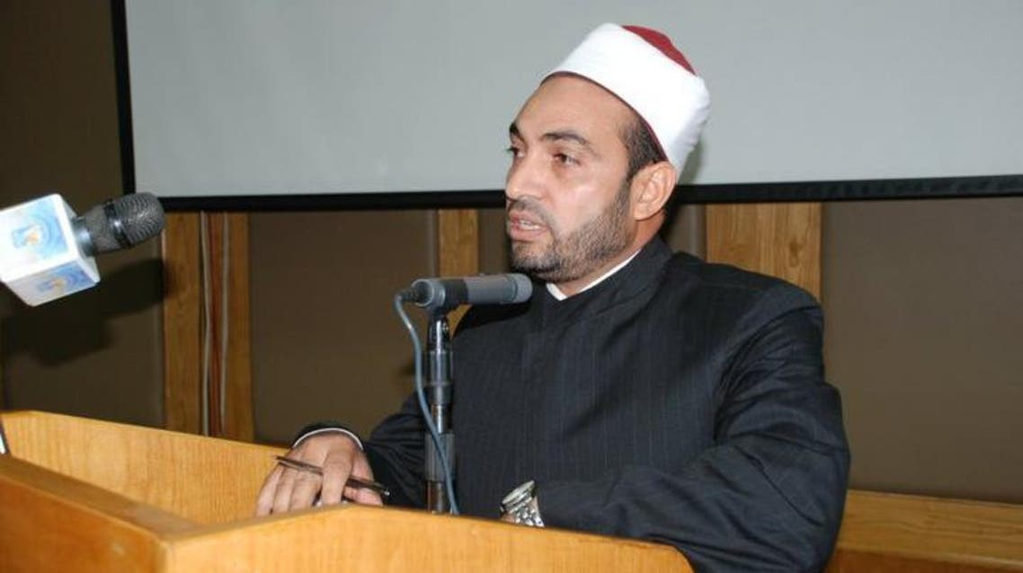 الداعية المصري سالم عبد الجليل