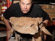"""اكتشاف ديناصور مدرَّع من """"طاردي الأشباح"""""""