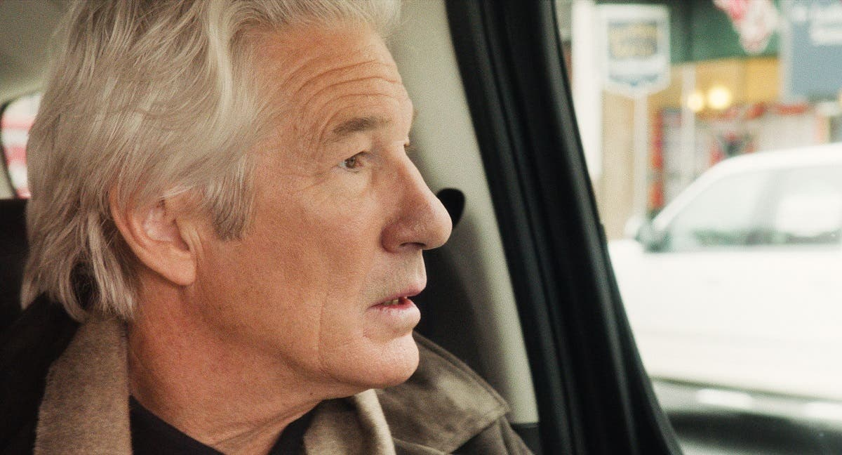 Why Richard Gere says he does not look back