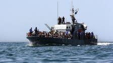 Libya intercepts almost 500 migrants following sea duel