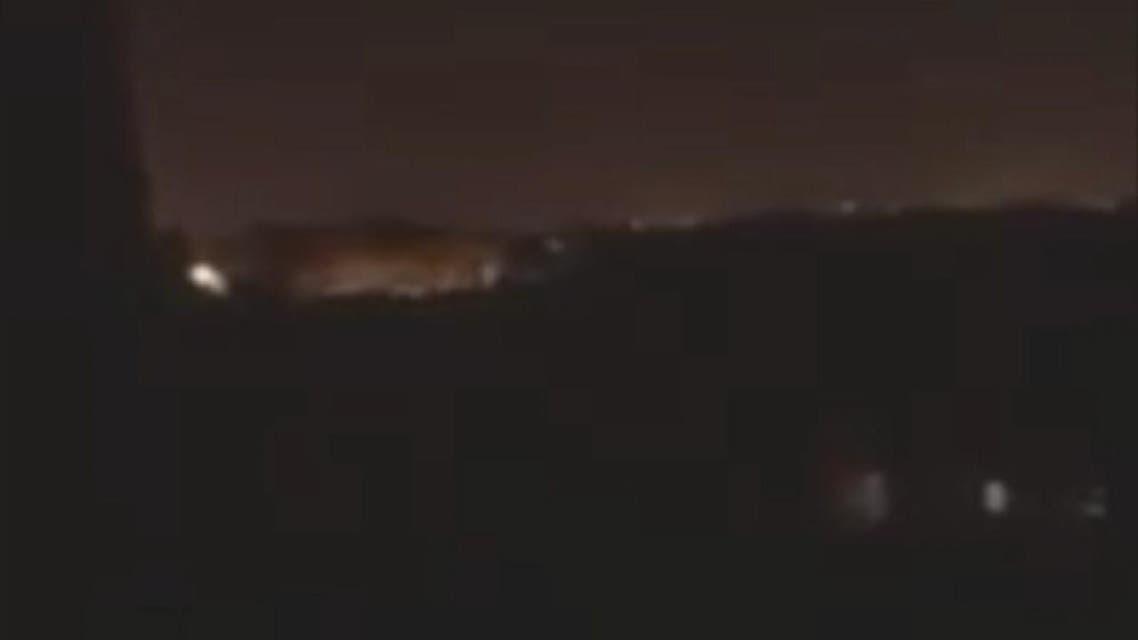 THUMBNAIL_ اشتباكات بطرابلس بين قوات الوفاق وفلول الإنقاذ