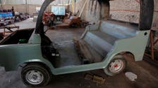 Egypt's auto rickshaw gets a new, home-grown challenger
