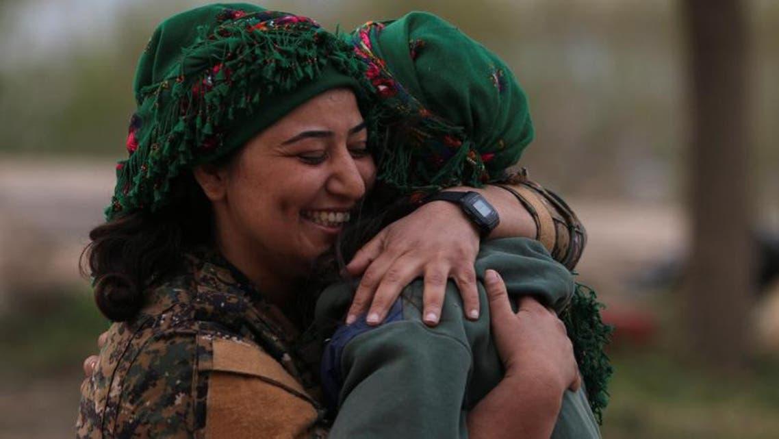Syrian Kurd Women