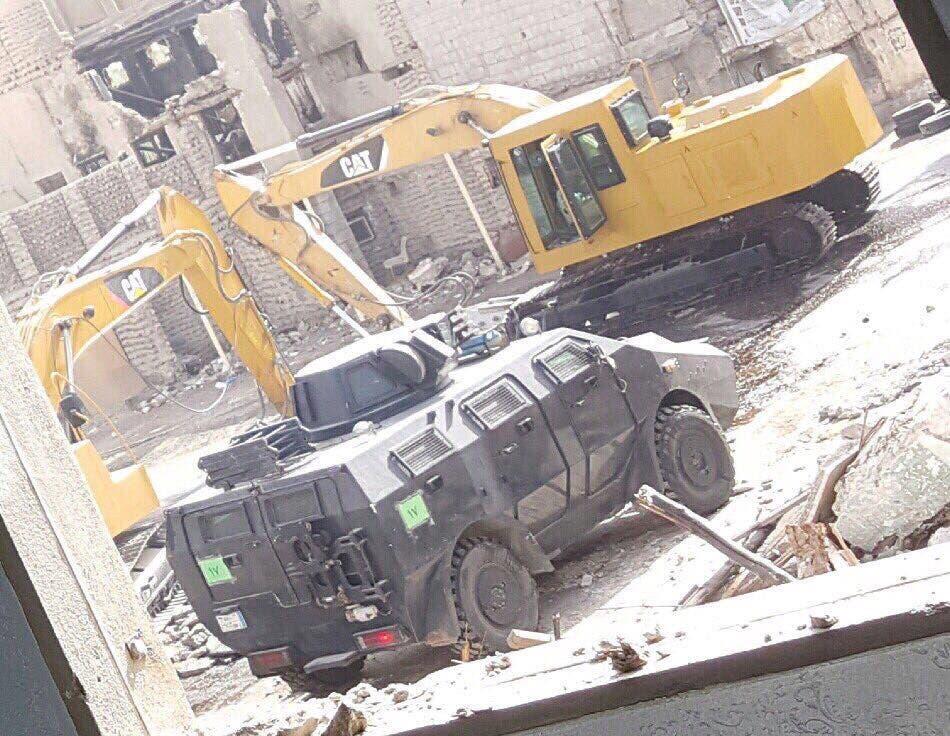 مقتل مطلوب في العوامية خلال تطوير حي المسورة