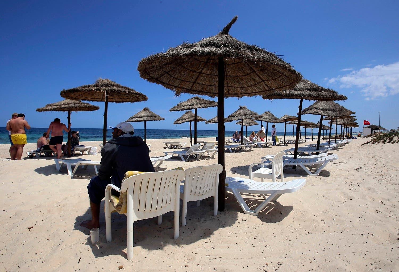 Tunisia's tourism sector registered a significant slowdown following 2015 terrorist attacks. (File photo: AP)