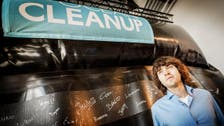 Design breakthrough kick starts Dutch ocean clean-up plan