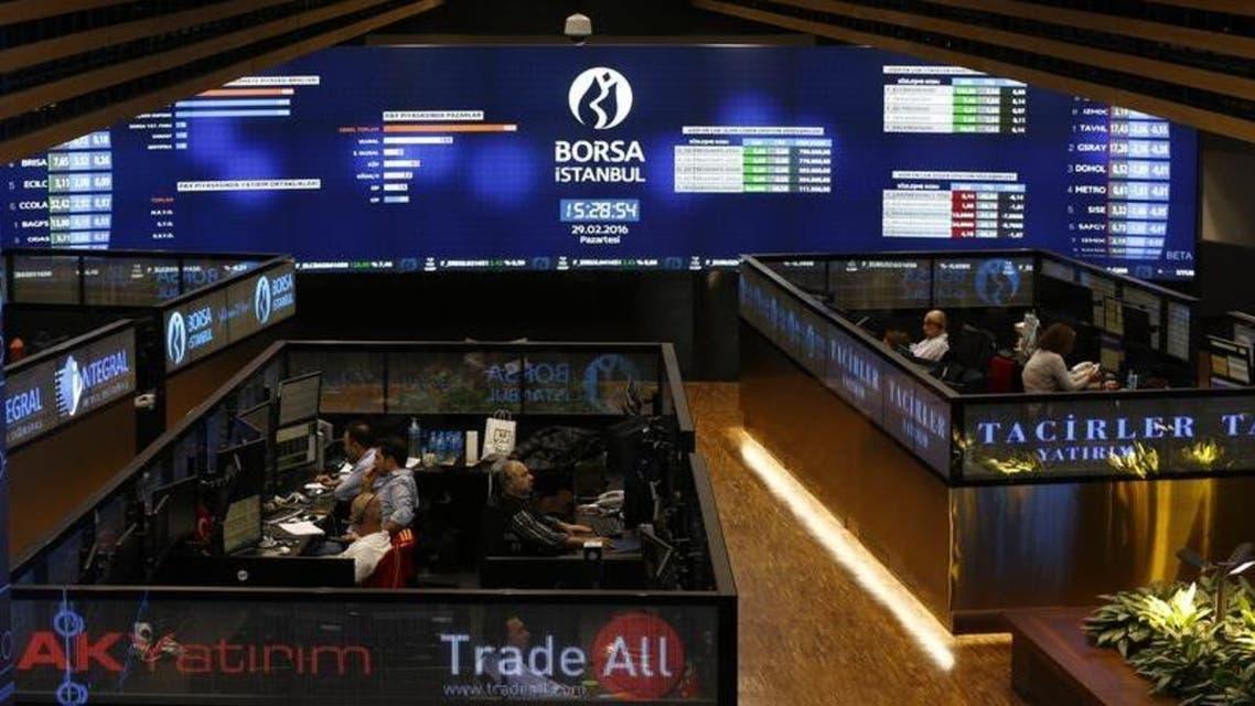 بورصة اسطنبول istanbul stock