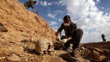 العثور على مقابر جماعية جديدة غرب العراق
