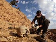 فظائع داعش في العراق.. أكثر من 200 مقبرة جماعية