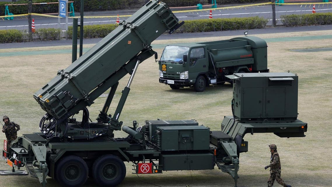 The UAE government has requested the possible sale of 60 Patriot missiles with canisters and 100 Patriot guidance enhanced missiles. (Reuters)