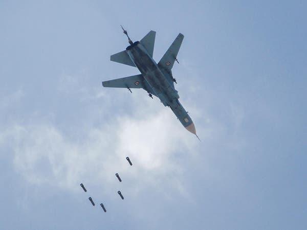 ارتفاع قتلى الغارات الإسرائيلية في محيط دمشق لـ15