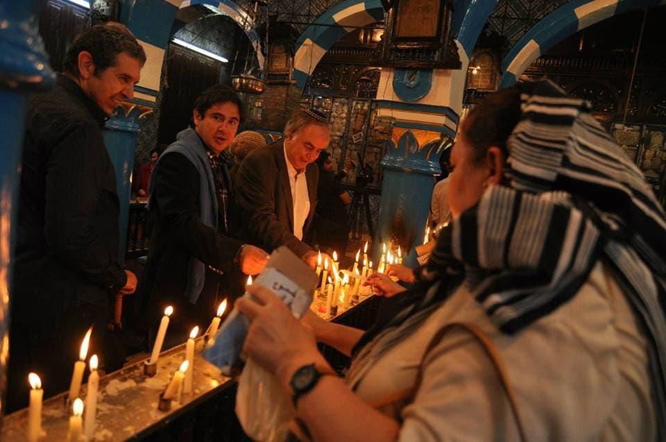 طقوس دينية يهودية في تونس