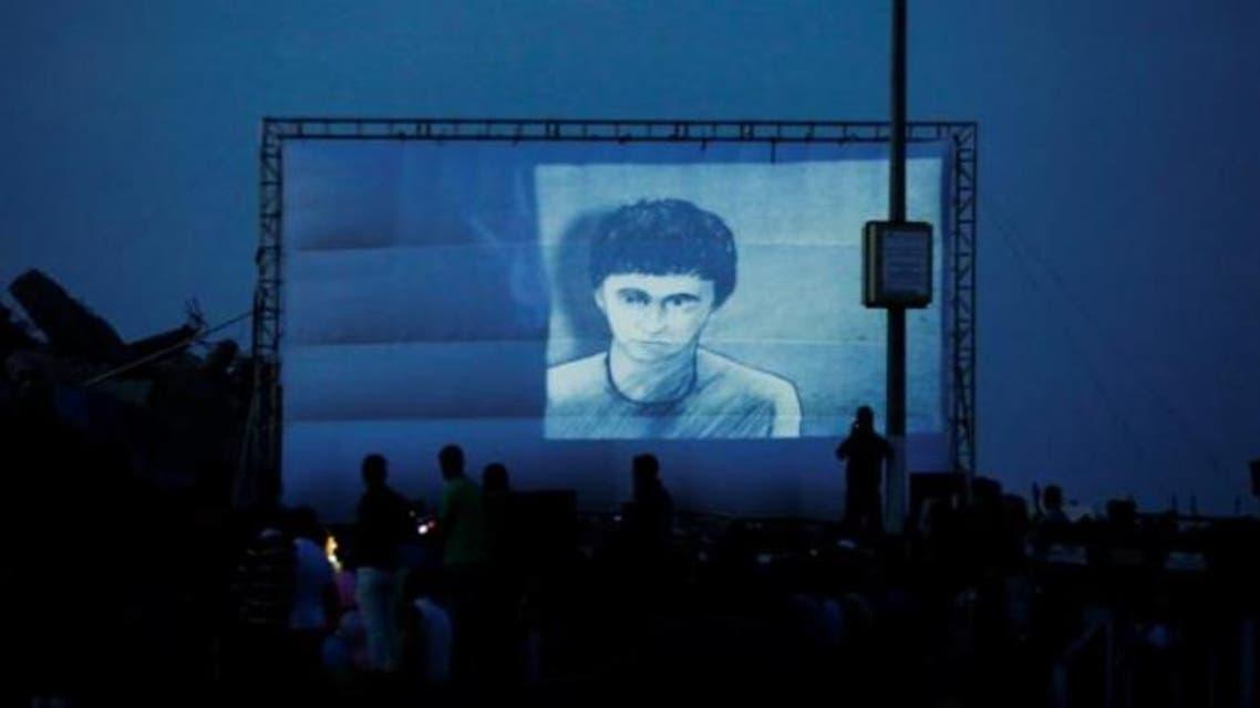 gaza fil festival reuters