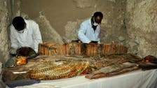 Egyptian archaeologists discover 17 mummies in Minya province