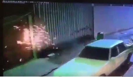 إطلاق النار في حي المسورة