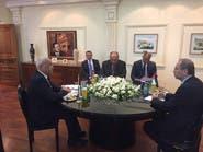 اجتماع تنسيقي مصري أردني فلسطيني لإحياء مفاوضات السلام