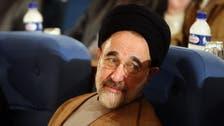 Iran's ex-President Khatami endorses Rouhani for re-election