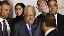 Palestine president Abbas in India ahead of Modi's Israel trip