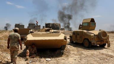 القوات العراقية تستعيد مواقع جديدة في الموصل