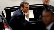 France chose 'hope,' says newly-inaugurated President Macron