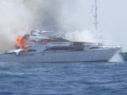 مصر.. إنقاذ 23 أجنبياً من الموت حرقاً بالغردقة