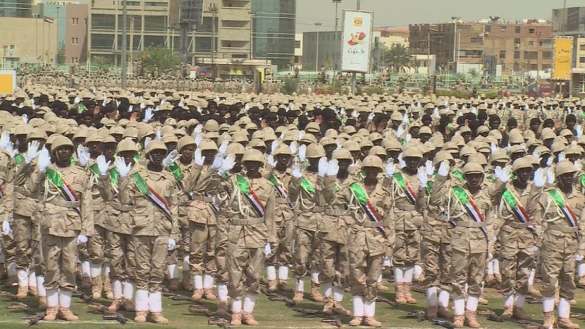 THUMBNAIL_ السودان..تخريج دفعة جديدة من قوات الدعم السريع