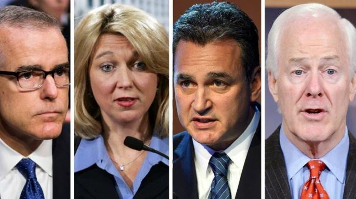 المرشحون الأربعة لتولي منصب مدير الـ إف بي آي