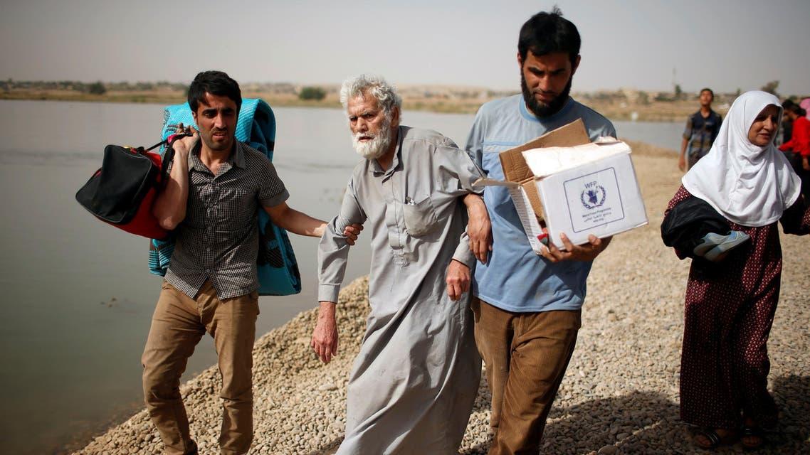 iraq mosul reuters