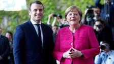 ماكرون من ألمانيا: لابد من إعادة صياغة تاريخية لأوروبا
