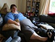 بالصور.. أسمن امرأة في بريطانيا تفقد ثلث وزنها