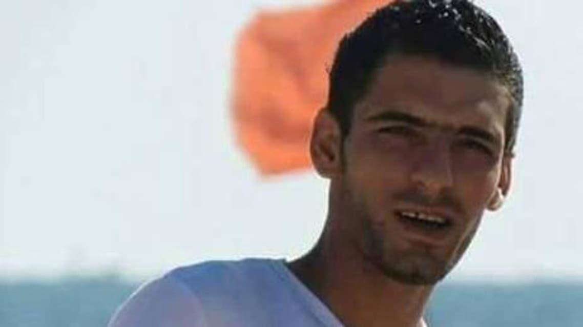 الصياد الفلسطيني القتيل محمد بكر