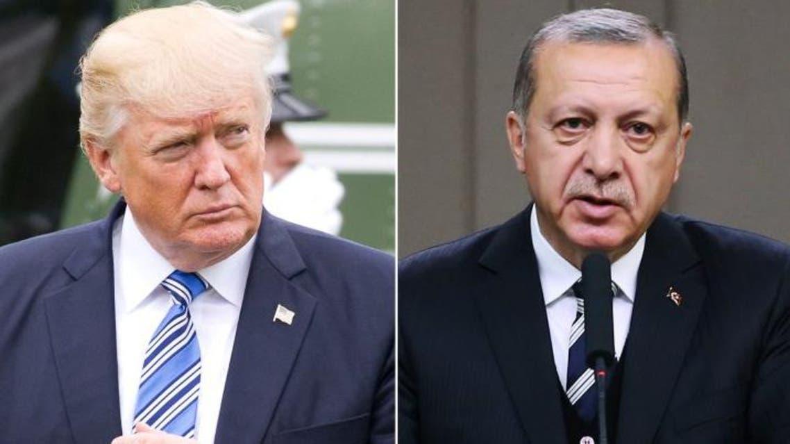 ترمب - أردوغان 3