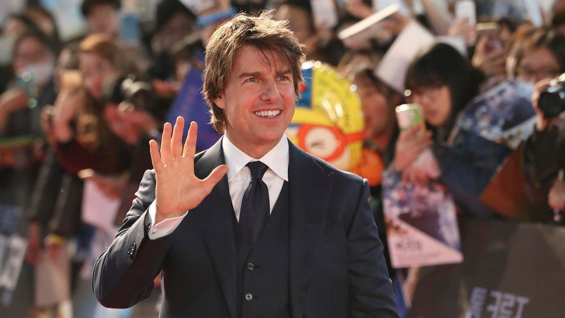 Tom cruise photo from AP