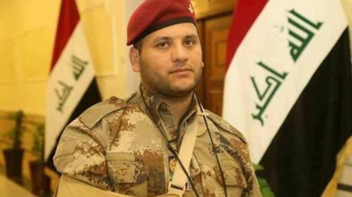 الجندي العراقي رائد شكير