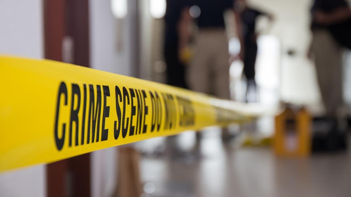 crime scene shutterstock