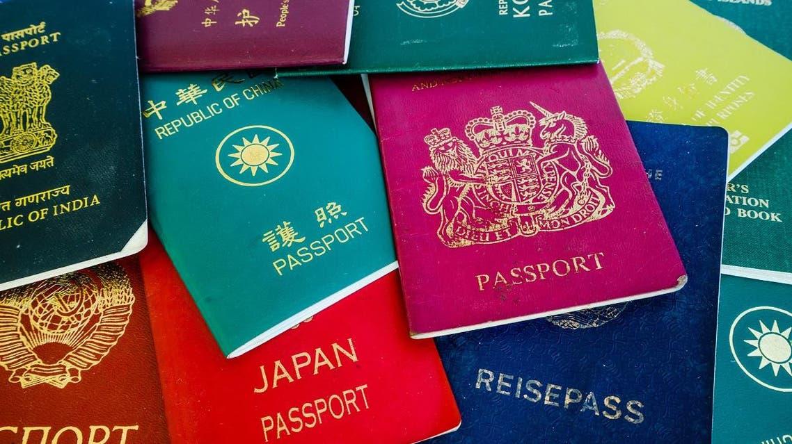 passports shutterstock