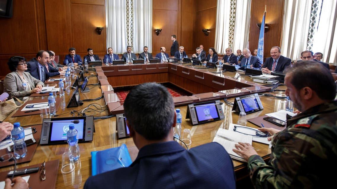 syrian talks