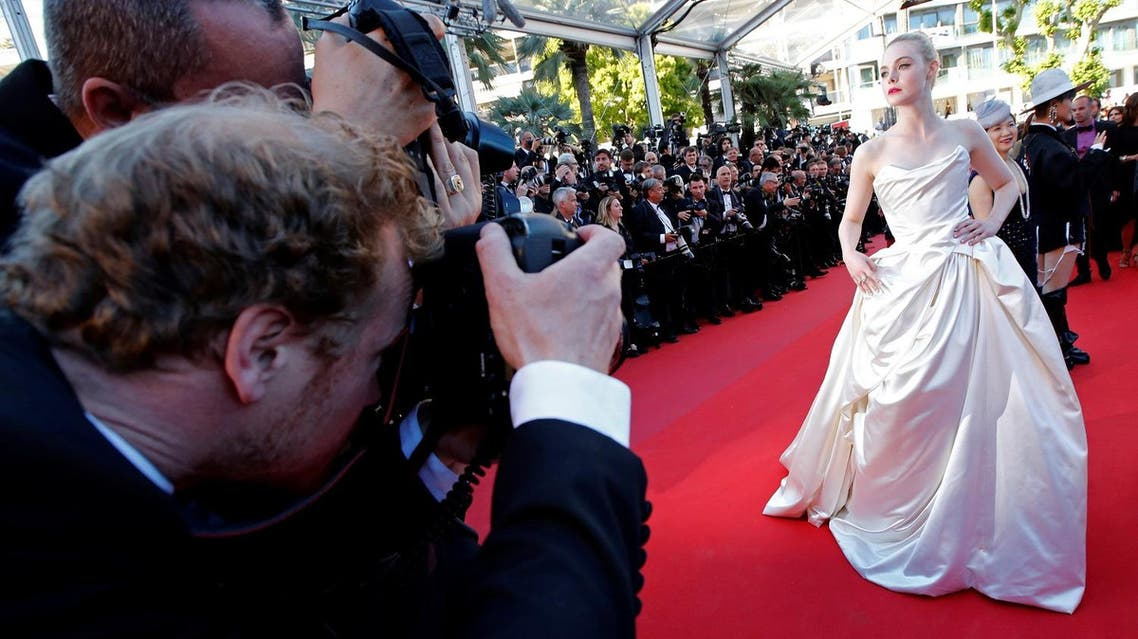 """70th Cannes Film Festival - Opening ceremony and screening of the film """"Les fantomes d'Ismael"""" (Ismael's Ghosts) out of competition - Red Carpet Arrivals - Cannes, France."""