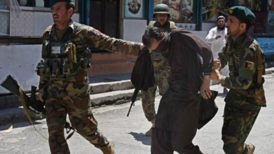 انتحاری در افغانستان
