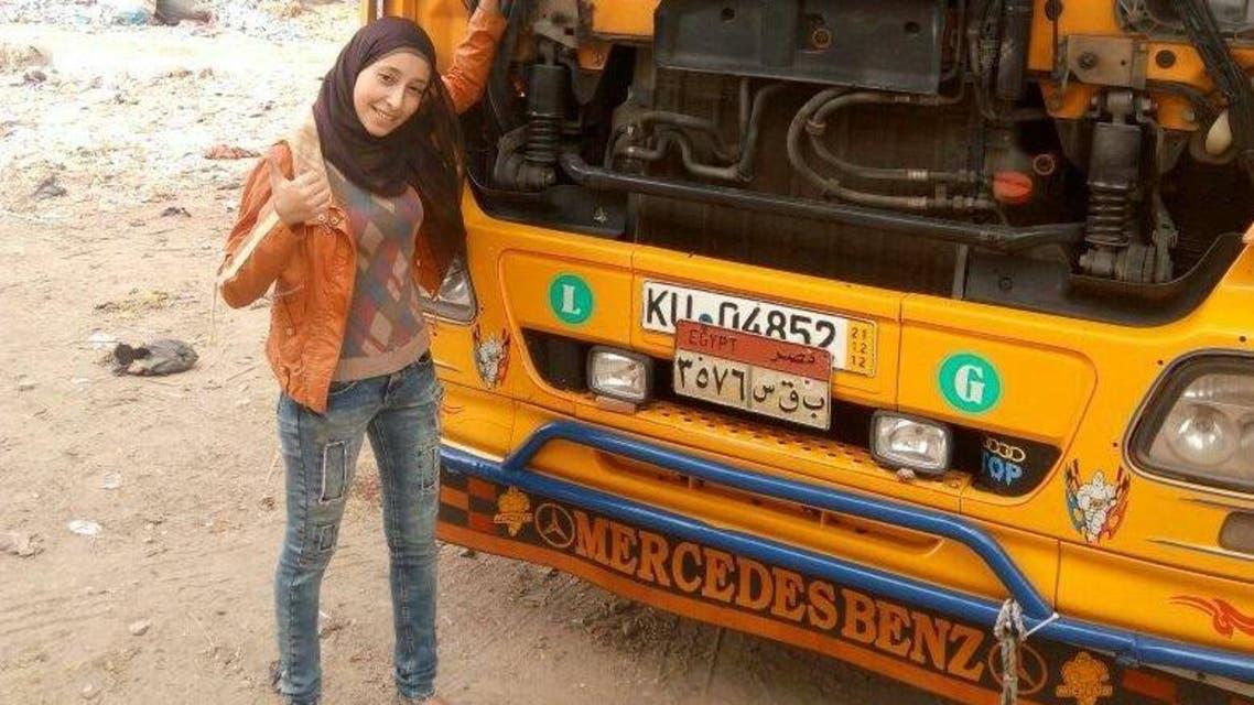سمر إصلاح شاحنات مصر