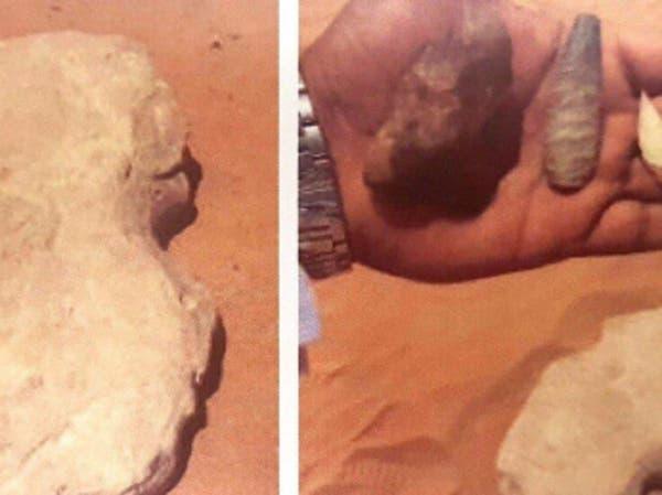مكافأة 5 سعوديين سلموا قطع آثار تعود لـ4000 قبل الميلاد