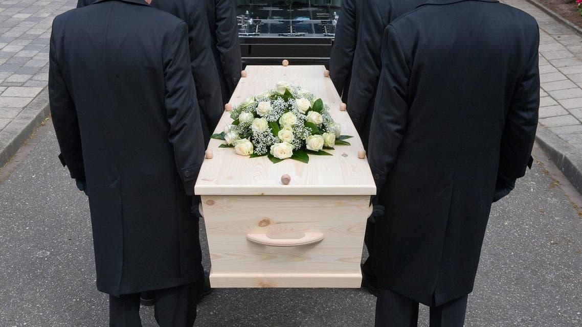 funeral shutterstock