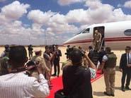 رئيس أركان القوات المسلحة المصرية يزور بنغازي الليبية