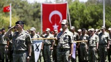Turkey orders arrest of 122 military personnel over suspected Gulen links