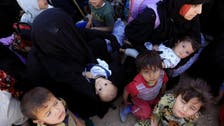 UN says it is struggling to cope with massive Mosul exodus