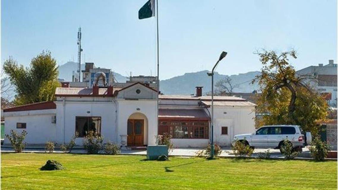 سفارت پاکستان در افغانستان